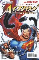ACTION COMICS #2 VAR ED