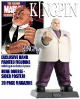 CLASSIC MARVEL FIG COLL MAG SPECIAL KINGPIN