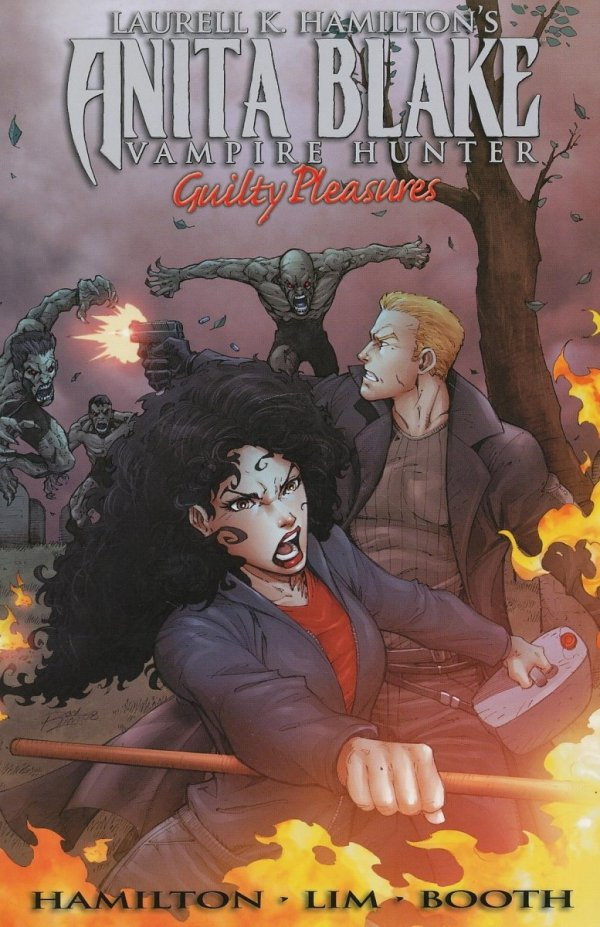 LAURELL K HAMILTONS ANITA BLAKE VAMPIRE HUNTER GUILTY PLEASURES VOL 02 SC