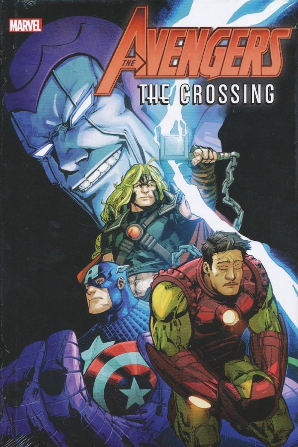 AVENGERS THE CROSSING OMNIBUS HC (STANDARD COVER)