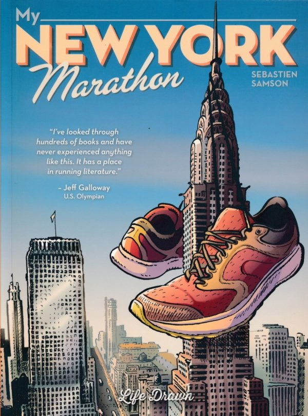 MY NEW YORK MARATHON SC