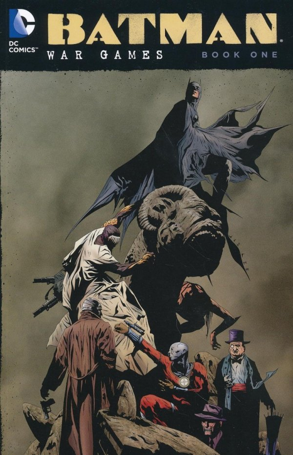 BATMAN WAR GAMES VOL 01 SC (NEW EDITION)