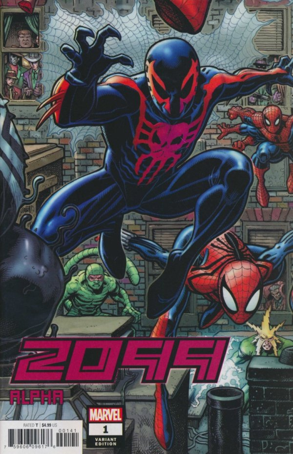 2099 ALPHA #1 A ADAMS 8-PART CONNECTING VAR