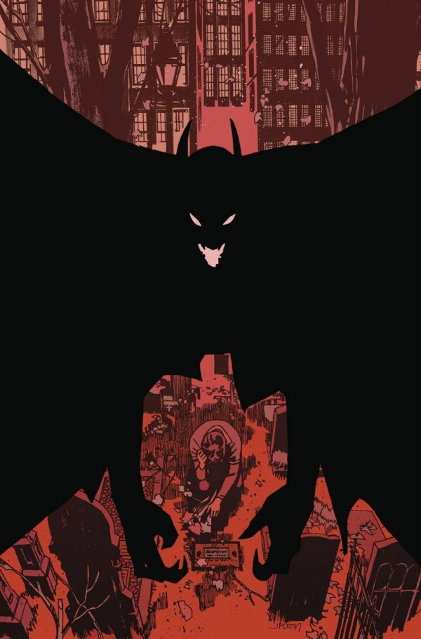 BATMAN CREATURE OF THE NIGHT HC *