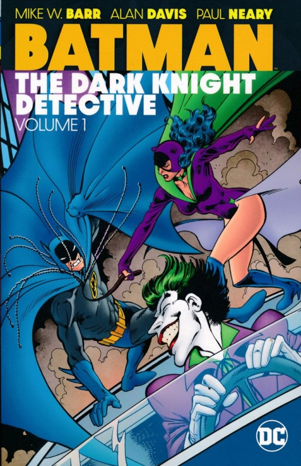 BATMAN THE DARK KNIGHT DETECTIVE VOL 01 SC