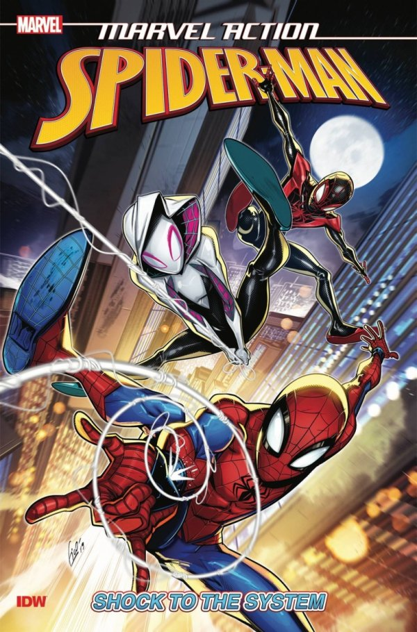 MARVEL ACTION SPIDER-MAN SHOCK TO THE SYSTEM TP *