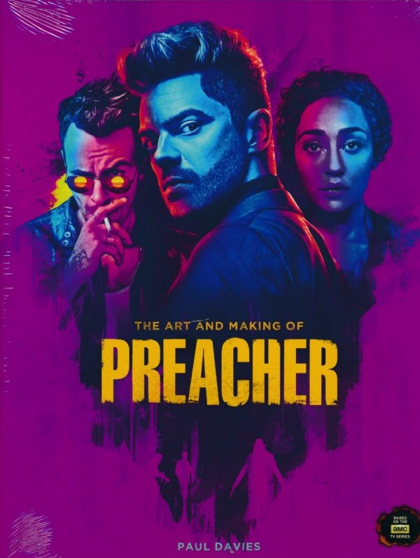 ART AND MAKING OF PREACHER HC (SALEństwo)