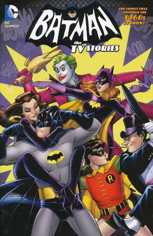 BATMAN THE TV STORIES SC