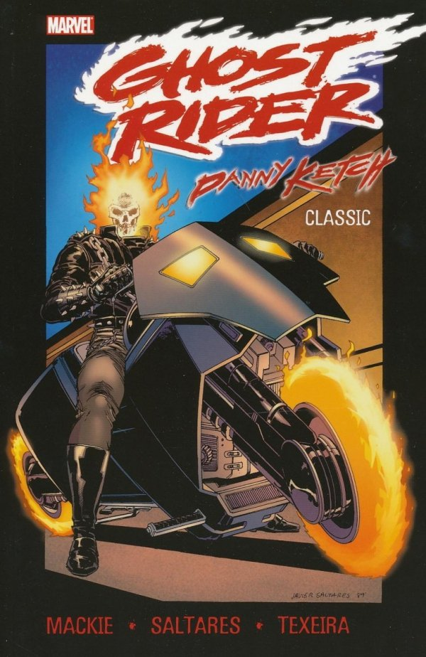 GHOST RIDER DANNY KETCH CLASSIC VOL 01 SC *