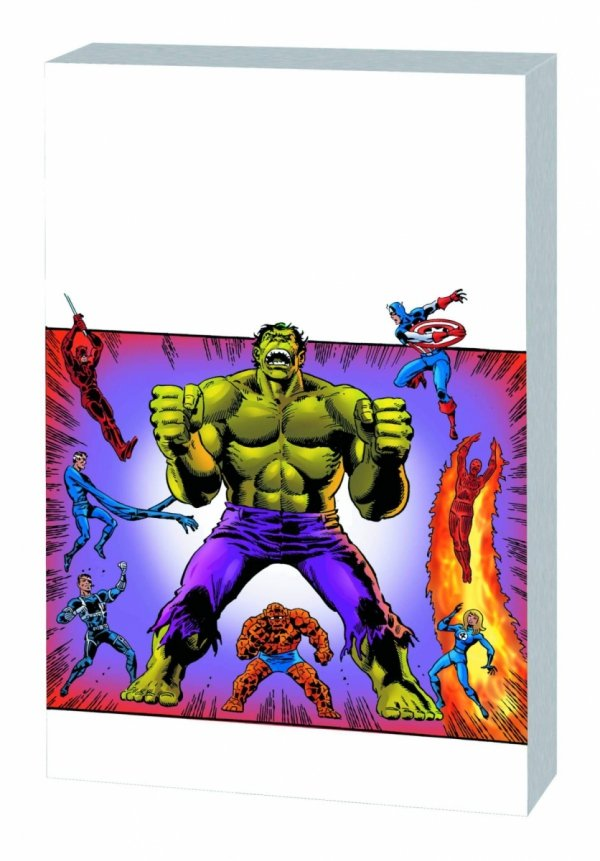 ESSENTIAL THE INCREDIBLE HULK VOL 04 SC (NEW EDITION) *