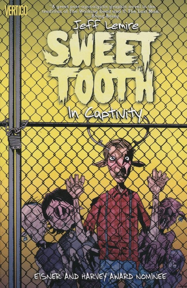 SWEET TOOTH VOL 02 IN CAPTIVITY SC (NEW EDITION)