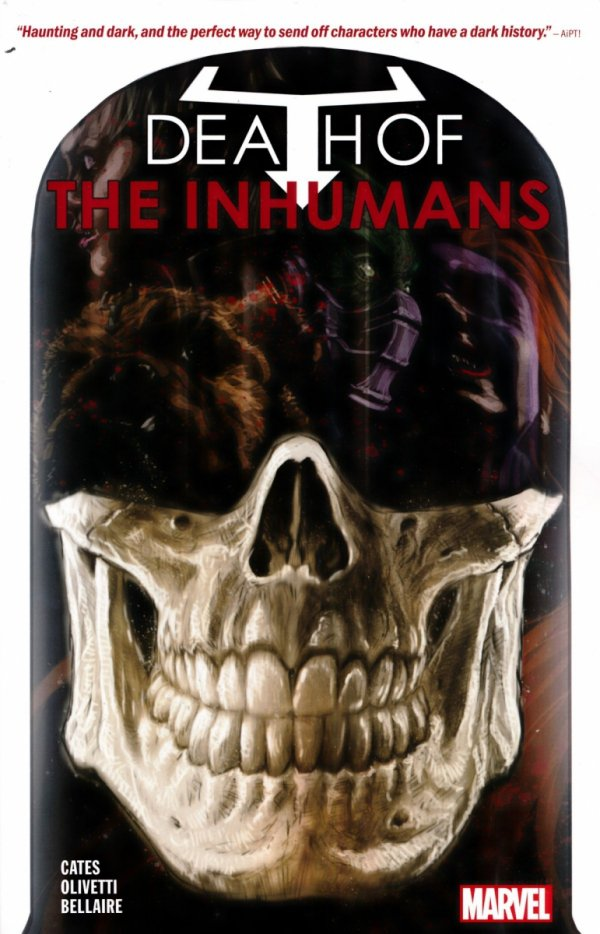 DEATH OF INHUMANS TP
