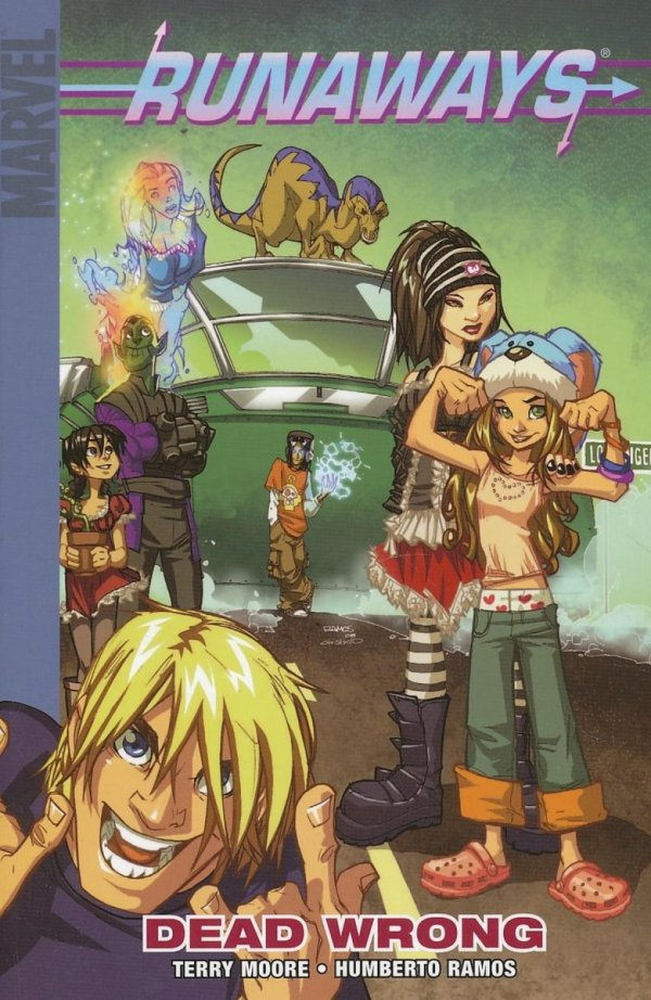 RUNAWAYS VOL 09 DIGEST SC **