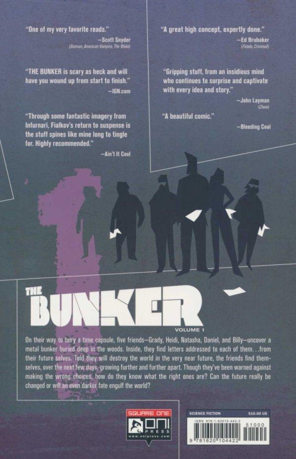 BUNKER VOL 01 SC (NEW EDITION)