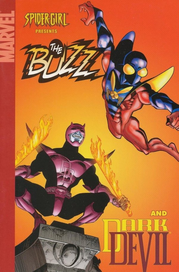 SPIDER-GIRL PRESENTS BUZZ AND DARKDEVIL SC