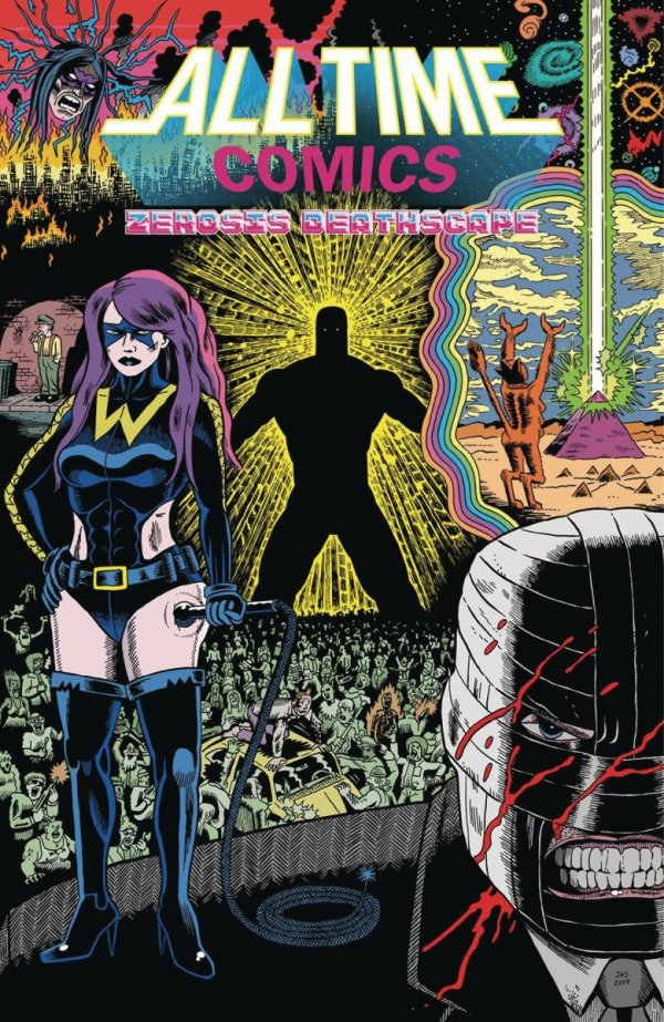 ALL TIME COMICS TP SEASON TWO ZEROSIS DEATHSCAPE *