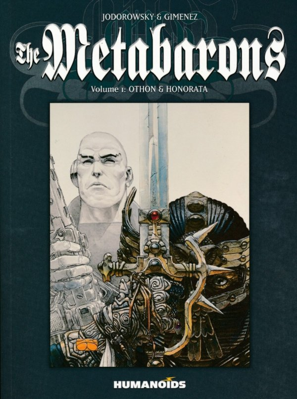 METABARONS VOL 01 OTHON AND HONORATA SC