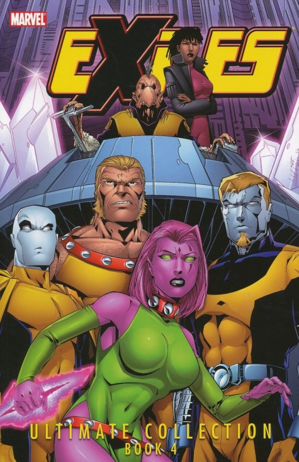 EXILES ULTIMATE COLLECTION VOL 04 SC