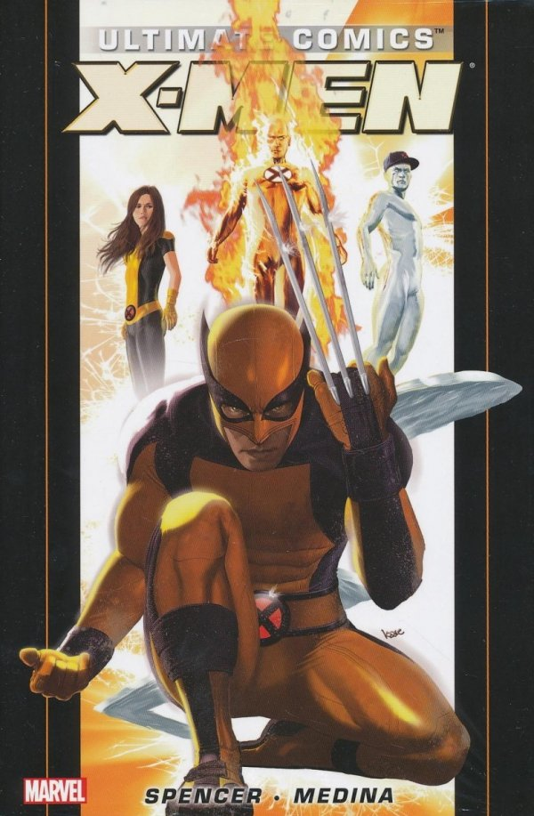 ULTIMATE COMICS X-MEN BY NICK SPENCER VOL 01 HC