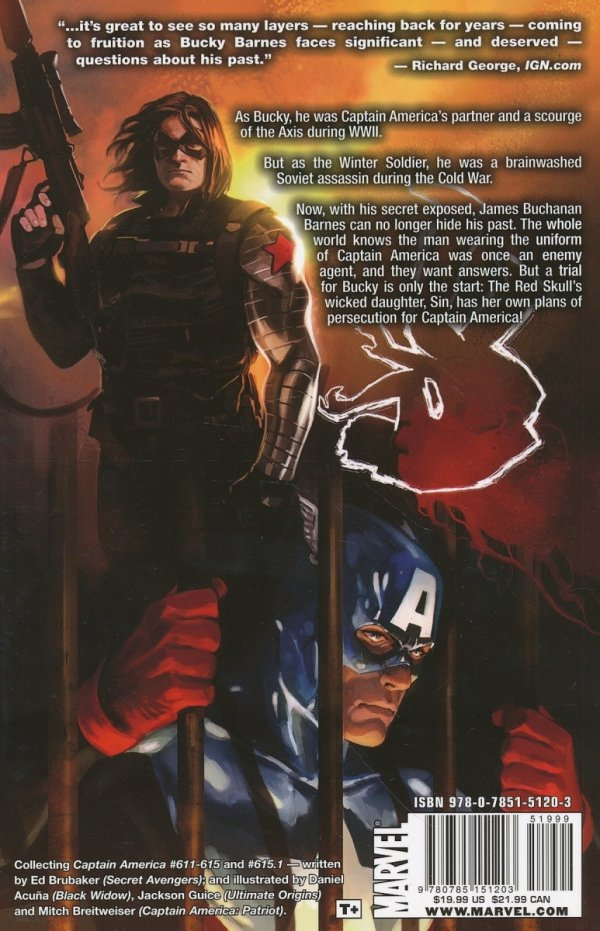 CAPTAIN AMERICA THE TRIAL OF CAPTAIN AMERICA SC