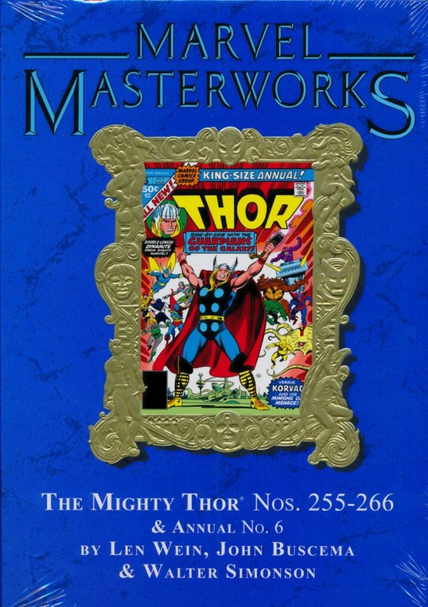 MARVEL MASTERWORKS THE MIGHTY THOR VOL 16 HC (VARIANT COVER)