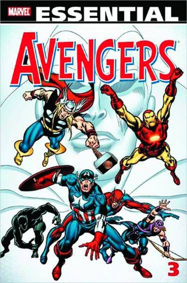 ESSENTIAL AVENGERS VOL 03 SC *