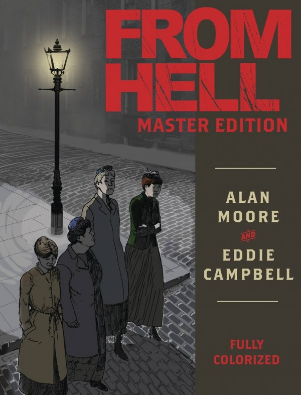 FROM HELL MASTER EDITION HC *