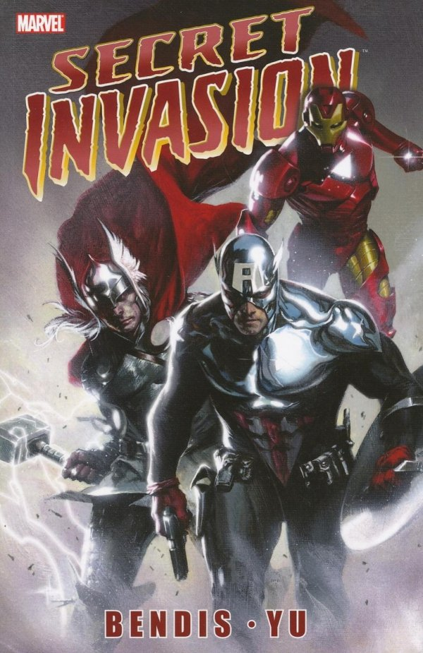 SECRET INVASION SC