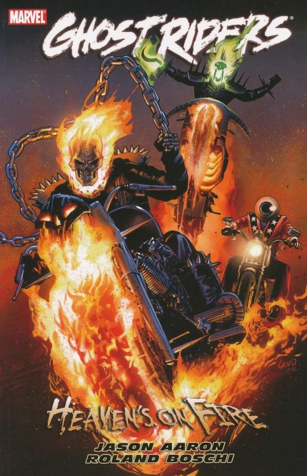 GHOST RIDERS HEAVENS ON FIRE SC *