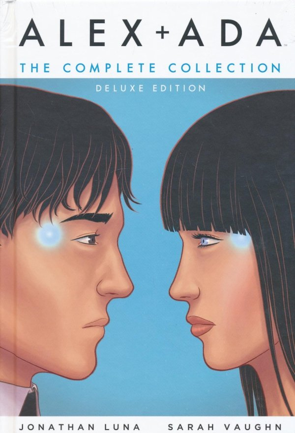 ALEX + ADA THE COMPLETE COLLECTION DELUXE EDITION HC