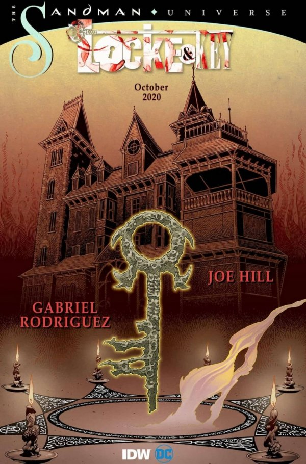 LOCKE & KEY SANDMAN HELL & GONE #0 *