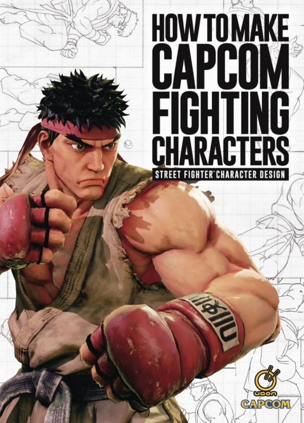 HOW TO MAKE CAPCOM FIGHTING CHARACTERS HC *