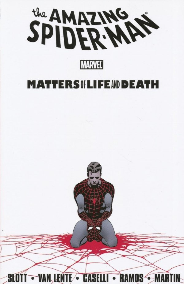 SPIDER-MAN MATTERS OF LIFE AND DEATH SC