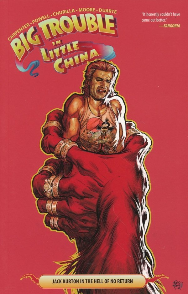 BIG TROUBLE IN LITTLE CHINA VOL 03 SC