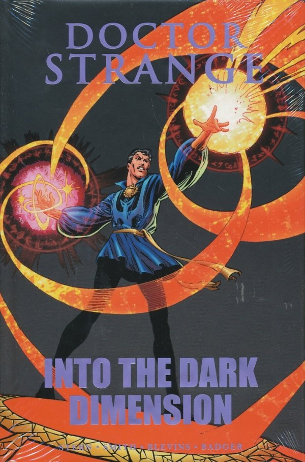 DOCTOR STRANGE INTO THE DARK DIMENSION HC (STANDARD COVER)