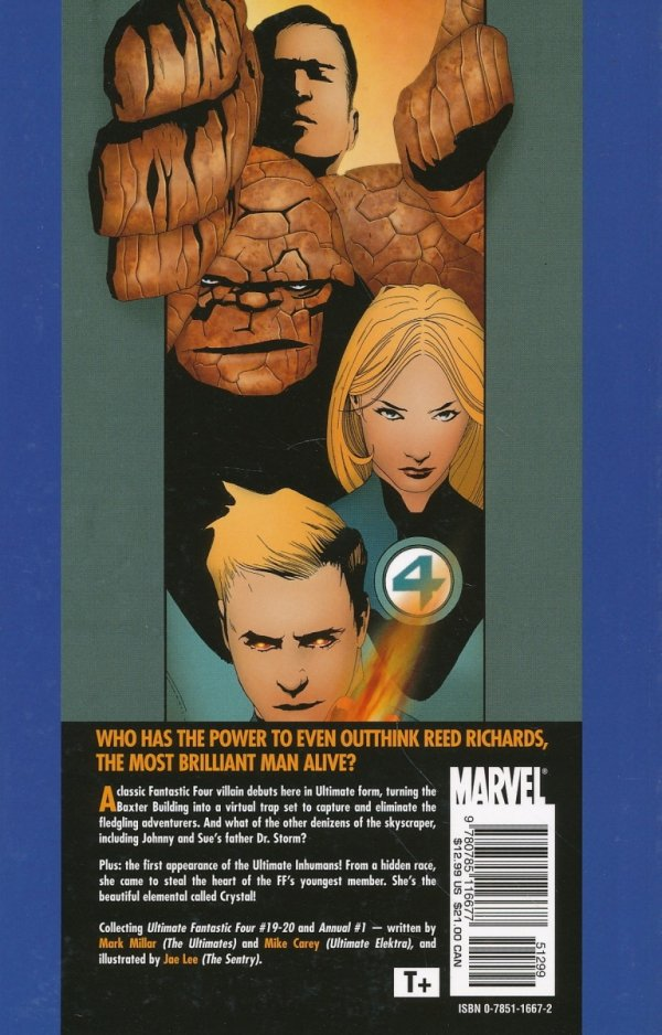 ULTIMATE FANTASTIC FOUR VOL 04 SC
