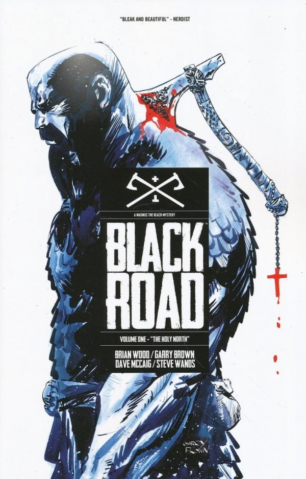 BLACK ROAD VOL 01 THE HOLY NORTH SC