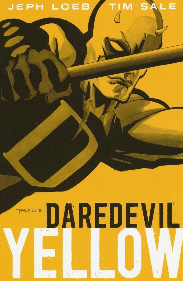 DAREDEVIL YELLOW SC