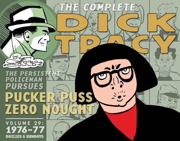 COMPLETE CHESTER GOULD DICK TRACY HC VOL 29 *
