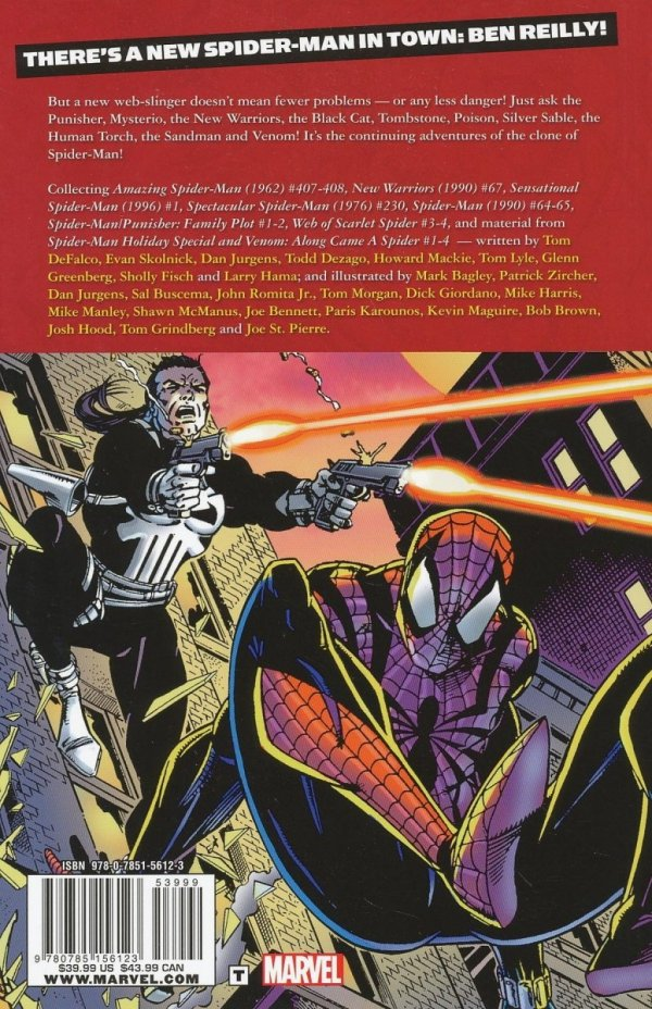 SPIDER-MAN COMPLETE BEN REILLY EPIC TP BOOK 02