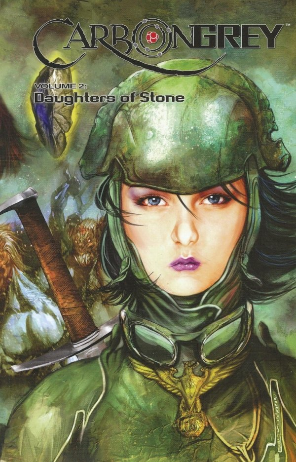 CARBON GREY VOL 02 DAUGHTERS OF STONE SC