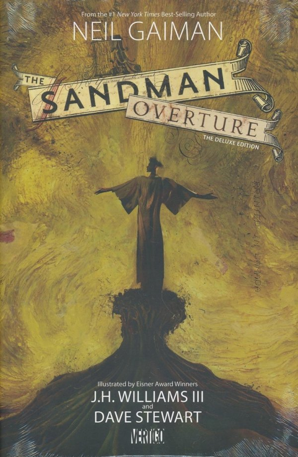 SANDMAN OVERTURE THE DELUXE EDITION HC (VARIANT COVER)