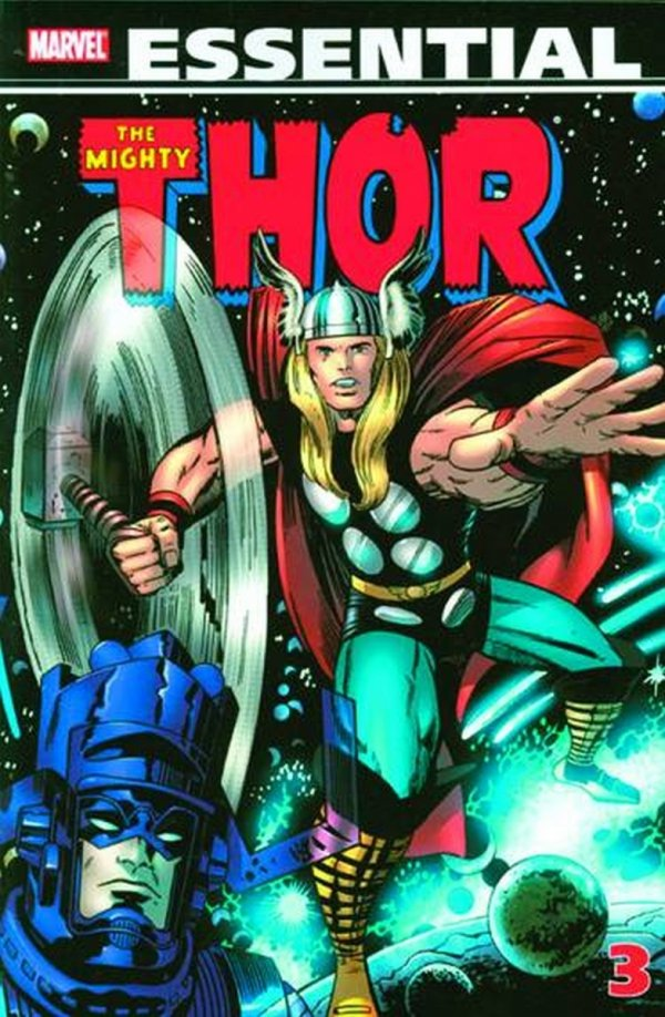 ESSENTIAL THE MIGHTY THOR VOL 03 SC *