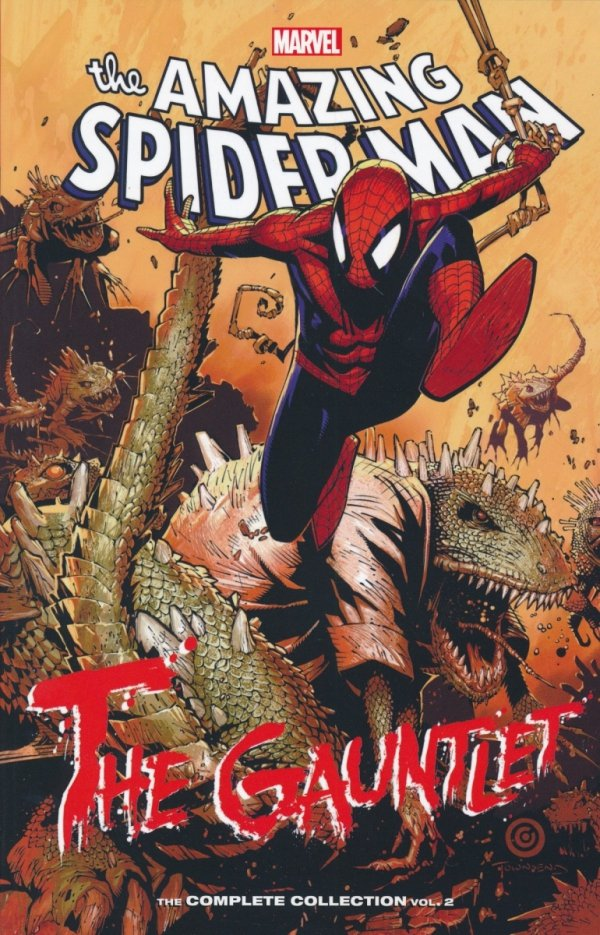 SPIDER-MAN THE GAUNTLET THE COMPLETE COLLECTION VOL 02 SC *