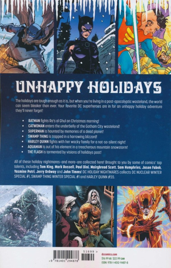 DC HOLIDAY NIGHTMARES SC (SUPERCENA)