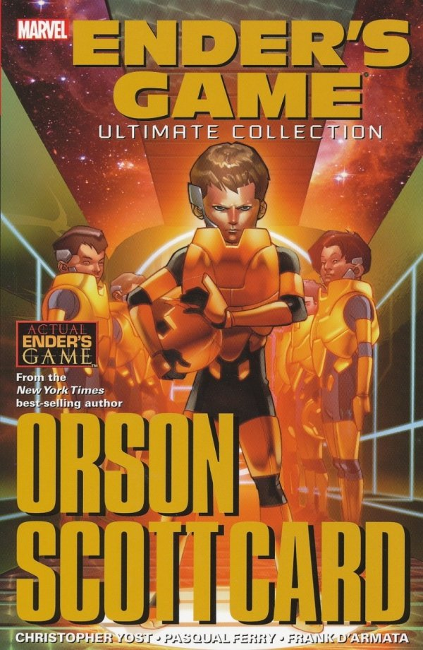 ENDERS GAME ULTIMATE COLLECTION TP