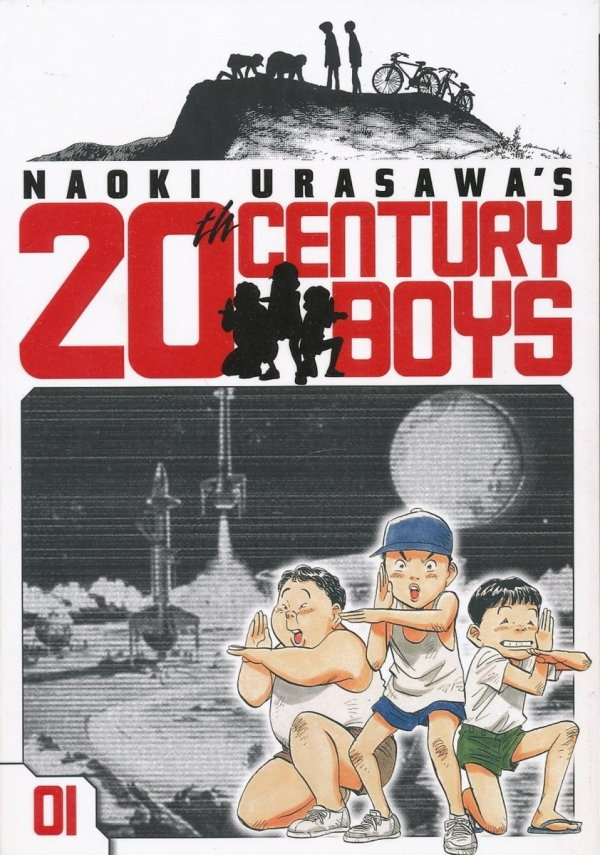 20TH CENTURY BOYS VOL 01 SC