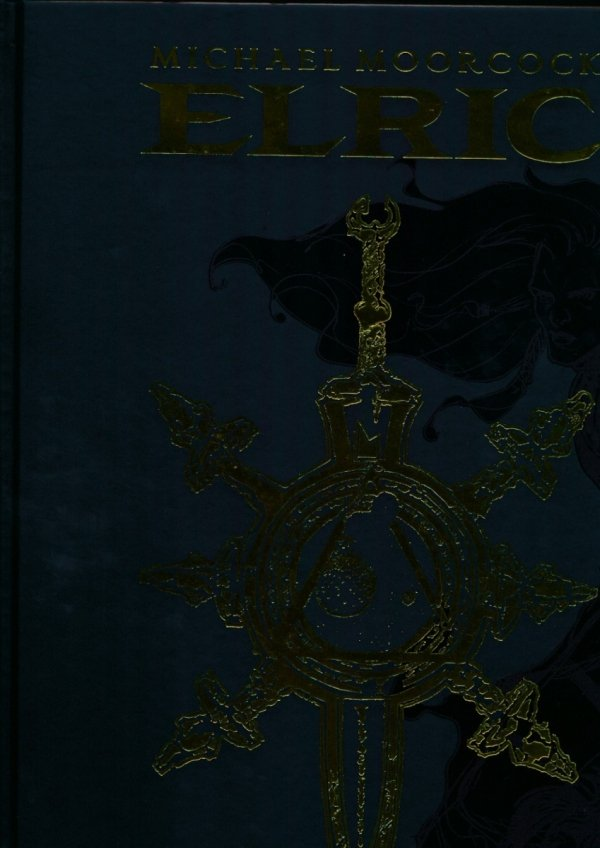 ELRIC THE RUBY THRONE HC
