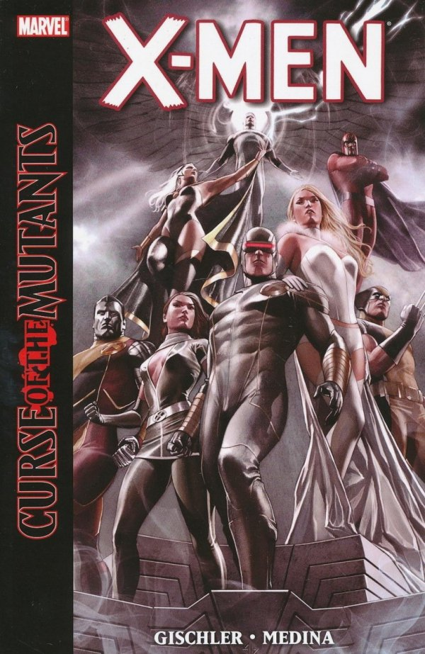 X-MEN CURSE OF THE MUTANTS SC