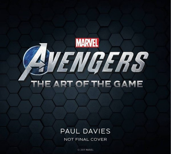 MARVELS AVENGERS ART OF GAME HC *